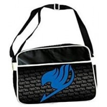 Fairy Tail Blue Logo Messenger Bag