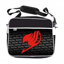 Fairy Tail Red Logo Messenger Bag
