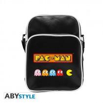 "PAC-MAN - Messenger Bag ""Ghosts"" - Vinyl Small Size - Hook"