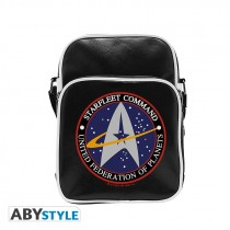 "STAR TREK - Messenger Bag ""Starfleet""- Vinyl Small Size – Hook"