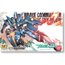 Brave Commander Test Type HG Bandai