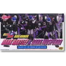 Mospeada serie Brave Gokin 20X Ride Armor Dark Mospeada 21 Type