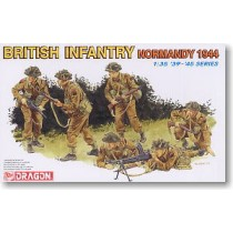 British Infantry (Normandy 1944)