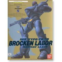 Broken Labor Patlabor serie
