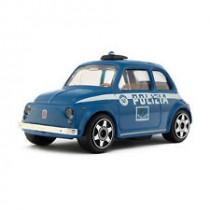 Fiat 500 Polizia by Burago
