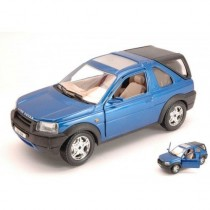 Land Rover Freelander 1998 Blue