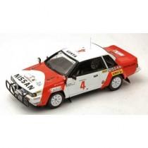 Nissan 24 Ors N.4 Safari 1985 1:43