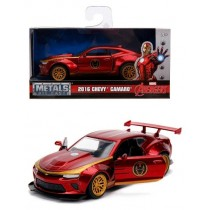 2016 Chevy Camaro Avengers Iron Man die cast car