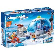 Campo Base Degli Esploratori Playmobil