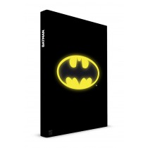 Batman big notebook with light