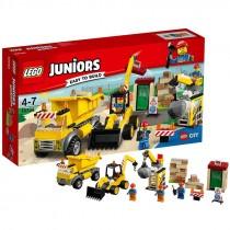 Cantiere di Demolizione Lego Junior