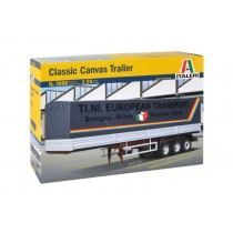 Classic Canvas trailer