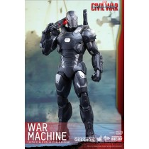 Captain America war machine MK3 CW DC