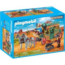 Carrozza Western by Playmobil 70013
