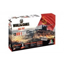 World of Tanks KV-1 / KV-2 Italeri