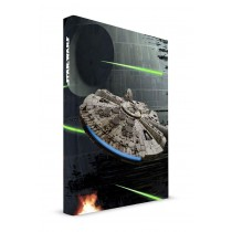 Star Wars Millenium Falcon notebook light / sound