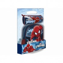 Spiderman set zainetto Regabilia