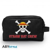 "ONE PIECE - Toilet Bag ""Skull Luffy"""