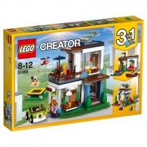 Casa moderna modulabile lego 31068