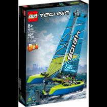 42105 Lego Technic Catamarano New-06