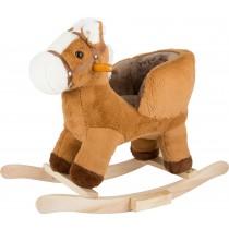 Cavallo a dondolo con sedile