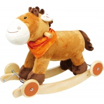 Cavallo a dondolo Nele
