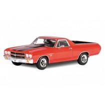 Chevrolet El Camino 1970 Red 1:18