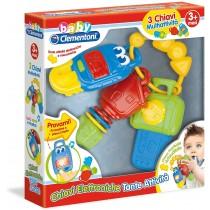Baby Clementoni Chiavi Elettroniche Tante Attività - Japan style & Toyslandia