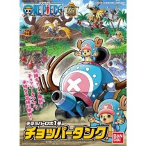 One Piece Chopper Robot Tank