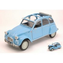 Citroen 2CV 1976 light blue
