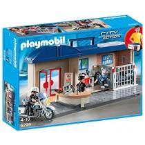 Centrale della polizia Playmobil City Action