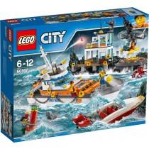 City coast guard city Lego