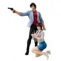 City Hunter Saeba Ryo / Makimura Kaori Gem