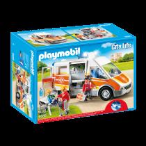 Ambulanza con luci e suoni Playmobil