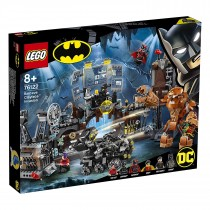 Lego 67122  Clayface e l'invasione della bat-caverna