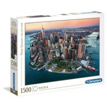 New York Puzzle 1500 pcs