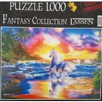 Clementoni High Collection Puzzle Lassen 1000