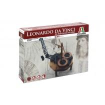 Leonardo da Vinci Pendulum clock Italeri