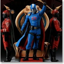 G.I.Joe - Cobra Commander Diorama