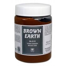 Vallejo Texture brown earth 26219