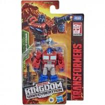 Hasbro Transformers Generations War for Cybertron - Kingdom Core Class WFC-K1 Optimus Prime