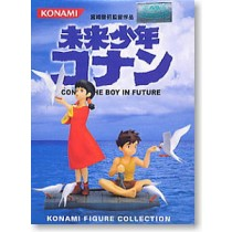 Figure Collection CONAN The Boy in Future 10 pieces by Konami