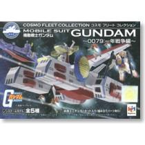 Cosmo Fleet Collection Gundam Act1 -0079: One Year War- 5 pieces