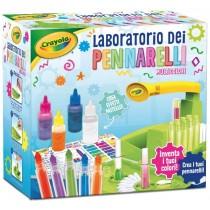 CRAYOLA Laboratorio dei Pennarelli Multicolori
