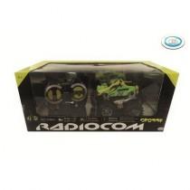 Radiocom crossy 1:32 14.5cm r/c 27mhz 6+ 7 funzioni-scatola