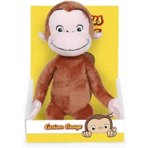 Famosa Softies Peluche Curioso come George
