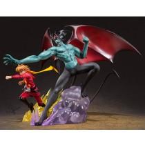 Cyborg VS Devilman zero figaurts