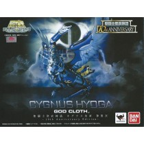 Saint Cloth Myth Kygnus Hyoga God Cloth -10th Anniversary Edition