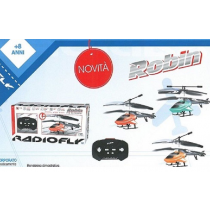 Radiofly Robin R/C Helicopter