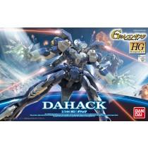 Dahack HG by Bandai